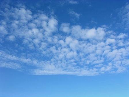 sereno e nuvole