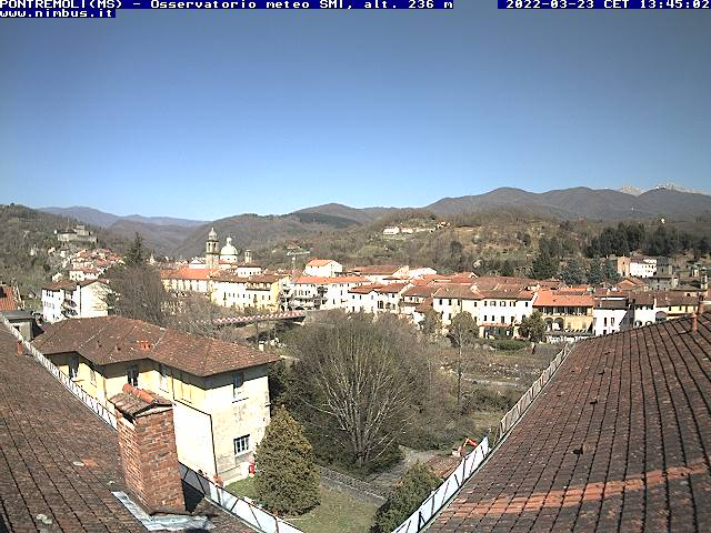 webcam Pontremoli