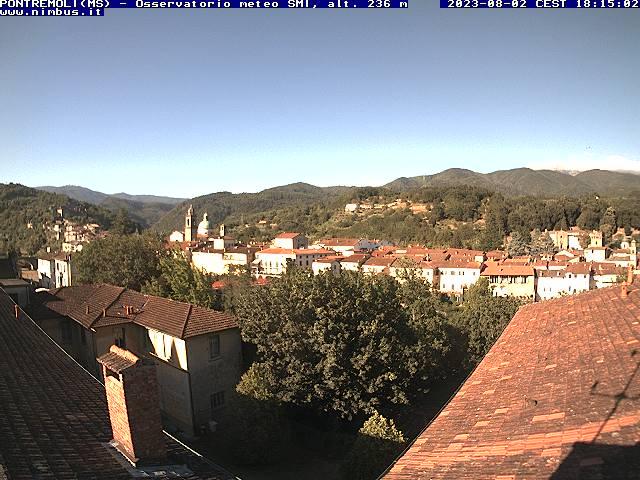Webcam Pontremoli